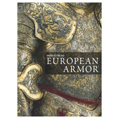 By Donald J. LaRocca (2017). This engaging book offers an introduction to and overview of armor in Europe from the Middle Ages through the 17th century, focusing in particular on the 16th century when plate armor reached its peak of stylistic beauty and functional perfection. Click to shop at store.metmuseum.org