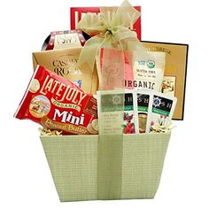 Organic and Natural Healthy Gift Basket – A Healthy Holiday Gift Basket: Christmas Gifts Family Gift Baskets, Food Gift Baskets, Christmas Gift Baskets, Christmas Gifts For Kids, Basket Gift, Fruit Gifts, Food Gifts, Diy Gifts, Gourmet Gifts