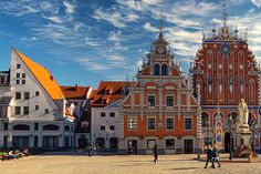 There's Something About Riga - A wonderful weekend destination in the Baltics!!