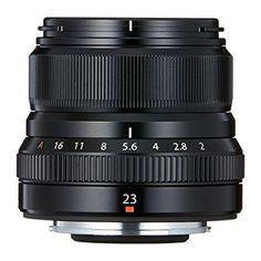 Fujifilm Fujinon 23 / F 2.0 XF R WR Objectifs 23 mm