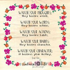 The Natural Life's - The Chirp - 136 - Outlook Mommy Quotes, Happy Quotes, Best Quotes, Natural Life Quotes, Watch Your Words, Self Love Affirmations, Think Happy Thoughts, World Quotes, Quotes About Motherhood