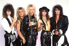 Warrant Jani Lane, Big Hair Bands, Glam Metal, Glam Hair, Nikki Sixx, Heavy Metal Bands, Straight Guys, Rock Legends, Def Leppard