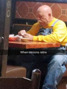 This actual minion. | 28 Snapchats That Will 100% Make You Smile