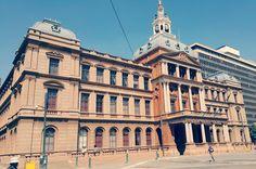 Church Square Pretoria Pretoria, Art And Architecture, South Africa, Castle, Louvre, Urban, History, Space, City