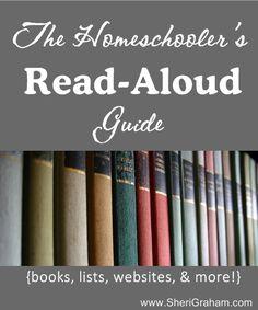 The Homeschoolers Read-Aloud Guide