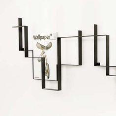 #Zeitschriftenhalter #Design #Minimalism http://purisd.de/produkt/designer-zeitschriftenhalter