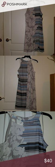 Beautiful Taylor Dress Sky Blue and Black. NWT Beautiful Taylor Dress NWT. This is a gorgeous dress on!💖 Taylor Dresses Dresses Midi