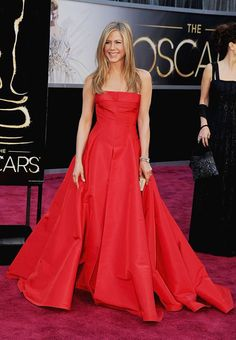 85th Annual Academy Awards - Jennifer Aniston