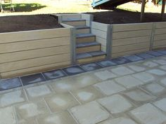 Concrete Retaining Walls Sleepers