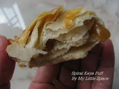 I used to buy these kind of kaya puffs back home whenever I visit my parents. It's my all time favourite. Now, even hubby and the kids are ...