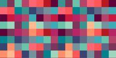 Quadrados Aztec/Squares Aztec #estampa #print #pattern #color #colorful #beautiful #cores #geometric #roxo #purple #amarelo #yellow #rosa #pink #squares