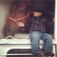 Country kid this will be my son