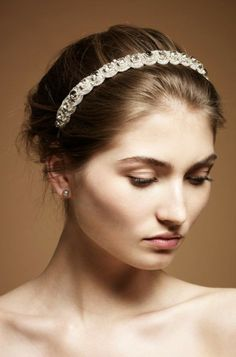Wedding Hair Accessories 2012 by Jenny Packham