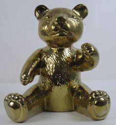 Large Bear Figurine