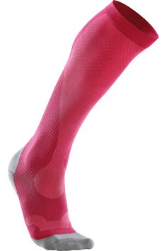Compression run socks might look a bit ridiculous...but help with circulation, stress fractures, and fatigue?  Yes, please.