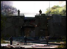 Fortified perimeter