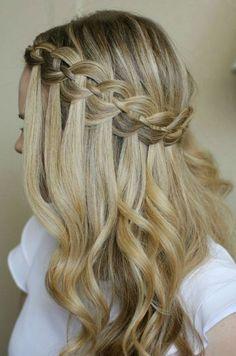 15 Adorable Peinados para el Pelo Largo // #Adorable #largo #para #Peinados #pelo