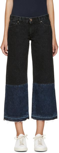 Pin for Later: These Are the Gifts Every Fashion Girl Needs Wide Leg Jeans Sometimes a shoot doesn't have to be so dressed up. These Simon Miller cropped jeans ($88) are the ultimate in cool-girl style.