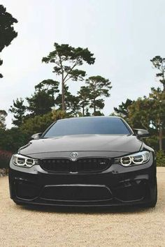 BMW F30 3 series black