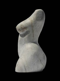 Djordje Aralica, Marble Figurative Sculpture 'Venus With a Scar' Art Deco Home, Art Deco Decor, Venus, Statues, Figurative Kunst, Female Torso, Sculptures For Sale, Stone Sculpture, Classical Art