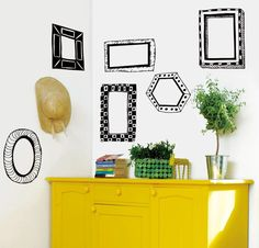 Vinilos decorativos - MyVinilo ® | fun frames - Fun & Graphics