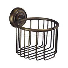 Bathroom Accessory Antique Brass Wall Mounted Toilet Paper Roll Holder Eba073