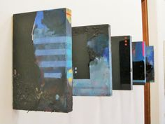 Degree Show 2014 Artist Painting, Painting & Drawing, Hanging Paintings, Oil Paintings, Colour Field, Installation Art, Contemporary Art, Art Pieces, Abstract Art