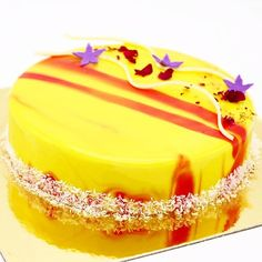New Entremet : Passion fruit & mixed berries - Can't wait for next…