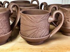 Mug detail & form