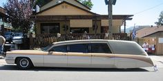 Cadillac Custom Hearse - Limo by MR38