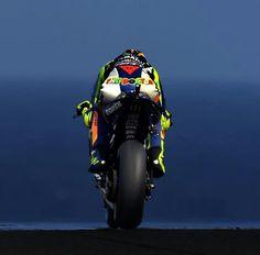 Valentino Rossi AustralianGP