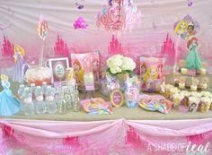disney princess party on a bud plus free Best Disney Princess Birthday Party Princess Punch, 4th Birthday Parties, 5th Birthday, Birthday Ideas, Birthday Crowns, Birthday Activities, Purple Birthday, Birthday Cards, Happy Birthday