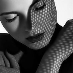 A new quest in classy sensuality around the shadows and light patterns eternal game. Much more than a tribute to black and white photography. Black White Photos, White Art, Black And White Photography, Shadow Art, Shadow Play, Shadow Photography, Portrait Photography, Beauty Photography, Light And Shadow