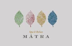 MATRA Spa & Relax - hotel by Péter Simon, via Behance