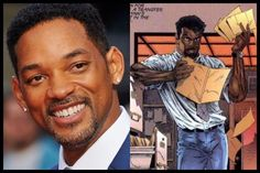 Spawn Movie Fancast Will Smith - Terry Fitzgerald