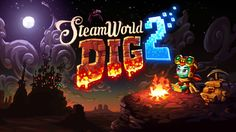 SteamWorld Dig 2 - Announcement Trailer SteamWorld Dig 2 is back with a new heroine and on a brand new console Nintendo Switch. March 01 2017  https://www.youtube.com/user/ScottDogGaming