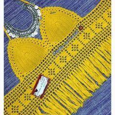 * Pérolas do Crochet: Croppeds/Tops