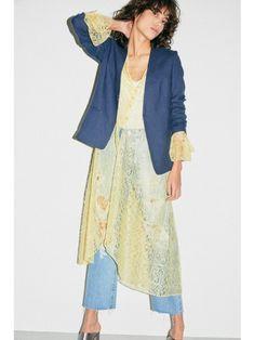 エスカルゴスリーブガウン(ガウン)|FRAY I.D(フレイ アイディー)|ファッション通販|ウサギオンライン公式通販サイト