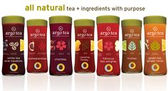 Argo tea is sooooo good