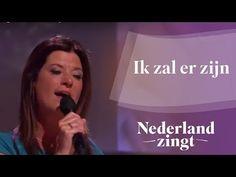Nederland Zingt Dag 2016: Ik zal er zijn - YouTube Zz, Songs, Dutch, Youtube, Psalms, Dutch Language, Song Books, Youtubers, Youtube Movies