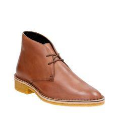 a137db7e174 Friya Desert Chestnut Leather originals-womens-boots Clarks Originals