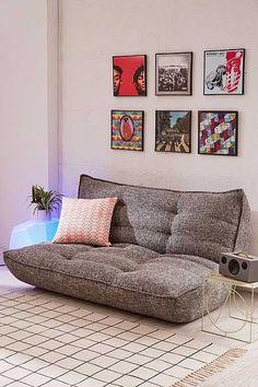 Greta Tweed Sleeper Sofa