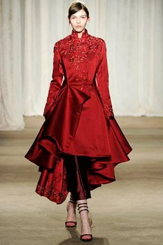 Marchesa Fall 2013