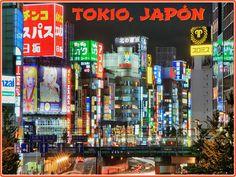 Es la capital de Japón y eso la hace una ciudad más interesante y grandiosa