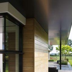 Projecten   van Houtum Architecten Erp Exterior, Windows, Modern, Trendy Tree, Outdoor Rooms, Ramen, Window