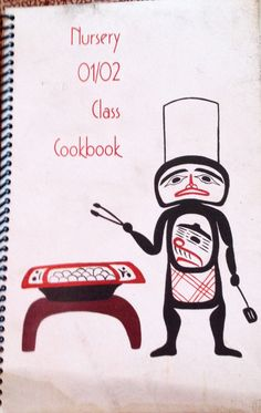 Cover design I did for my son's class cookbook