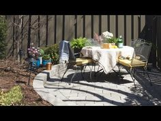 How To Prep Your Backyard For Summer - YouTube