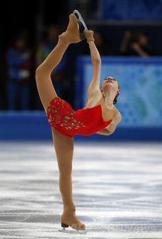 フィギュア女子SPで2位のソトニコワ、ソチ五輪
