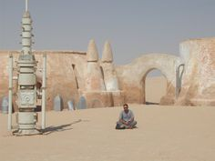 Life after people: Abandoned Star Wars film sets in Tunisia