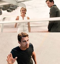 """How perfect can they be? He ran after her, just to say """"see you soon, love you"""""""